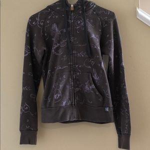 TNA zip-up sweatshirt